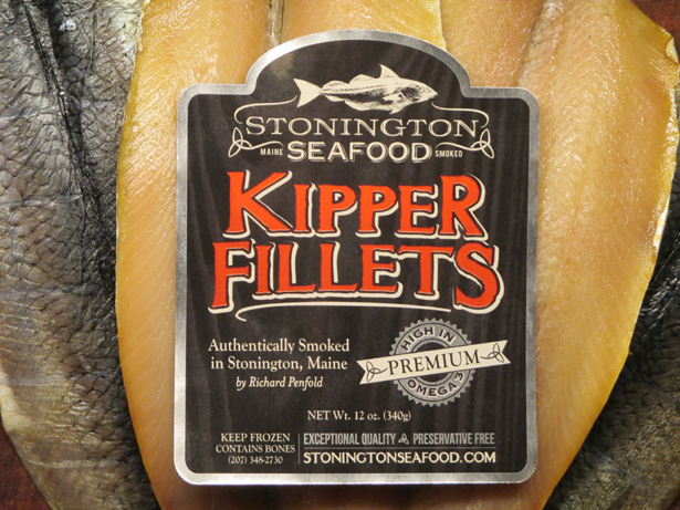 Kipper-Fillets